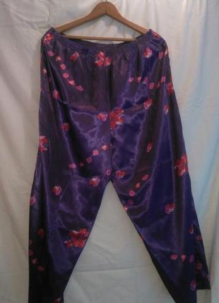 Хорошие  пижамные  брюки цветные
