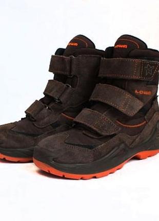 Зимние ботинки lowa marlon ii (gore-tex). размер 31