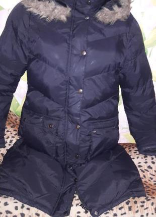 Куртка теплая 38 40 размер