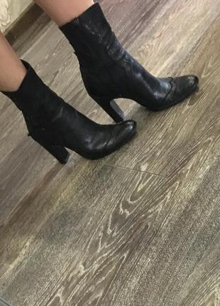 Carlo pazolini деми ботиночки 38 размер