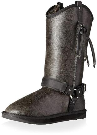Кожаные угги australia luxe collective 36р оригинал emu ugg luxe co