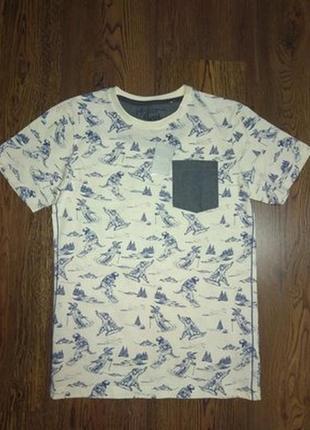 Новая с биркой футболка matalan