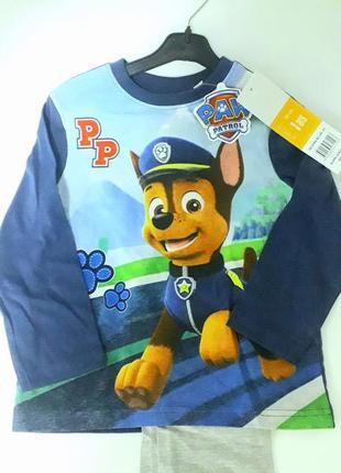 Пижама на мальчика disney щенячий патруль