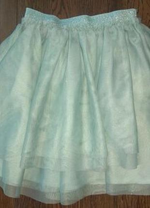 Фатиновая юбка h&m