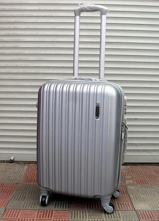 Чемодан ,маленький чемодан, пластиковый чемодан, валiза