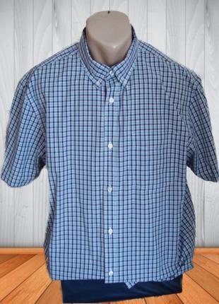 🌿🌿стильная мужская рубашка с коротким рукавом maine l🌿🌿🌿