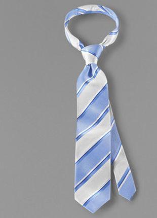 Стильный галстук шелк от tсм tchibo германия