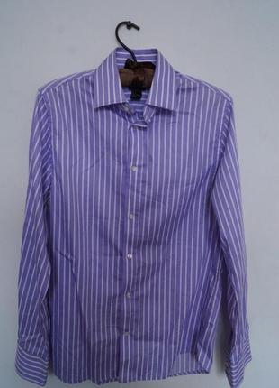 Стильная рубашка h&m