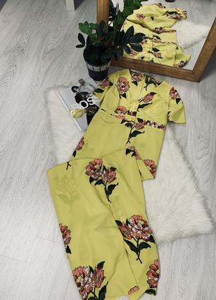 Плаття максі в квітковий принт від asos❤️❤️❤️