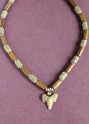Пляжное модное ожерелье, новое! арт. 3224