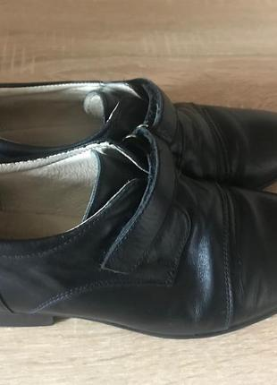 Туфли школьные каприз 32 р.