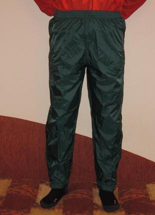 Туристические штаны бабочки дождевик anzont р.xl