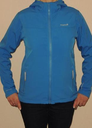 Мембранная куртка ветровка regatta softshell xlt adventuretech р.s/m
