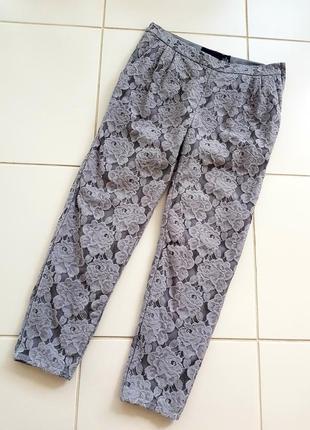 Ажурные летние брюки размер м