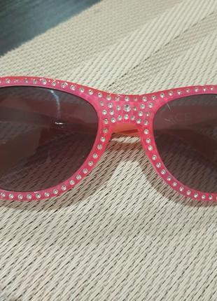 Оригинальные очки children place для девочки с 100 uva uvb защитой