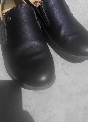 Черные туфли 382 фото