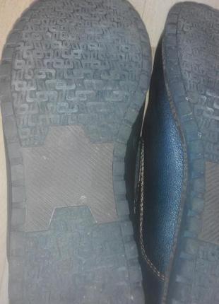 Черные туфли 385 фото