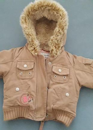 Осенняя курточка next