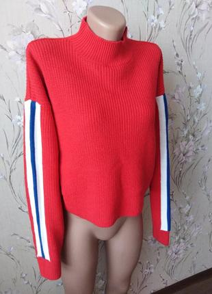 Укороченый свитерок!