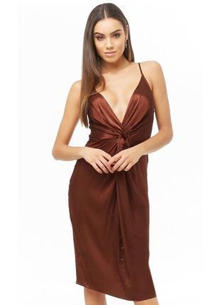Шикарное нарядное миди платье в бельевом стиле 3 цвета🖤