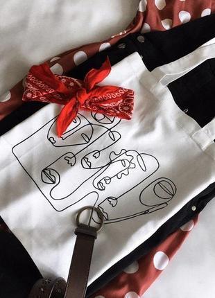 Неймовірні сумки-шопери еко-сумки