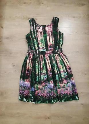 Шикарное платье atmosphere размер s-m