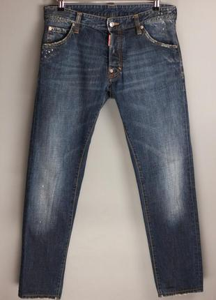 Италия! фирменные зауженные джинсы