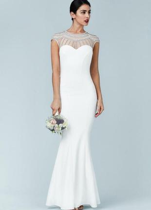 Свадебное платье goddiva