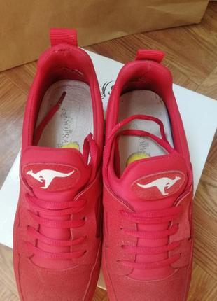 Шикарные кроссовки из натуральной замши3 фото