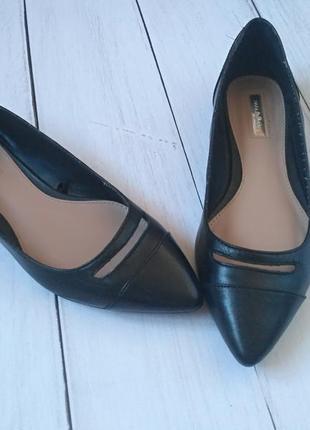 Черные милые туфли