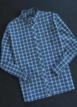 Крутая рубашка fred perry