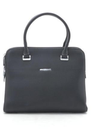 Новая шикарная женская черная сумка