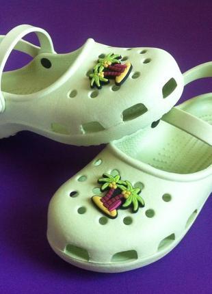 Босоножки,сандалии crocs ☀️😎🌴🌴  размер 3w 5(35) оригинал ❗❗❗
