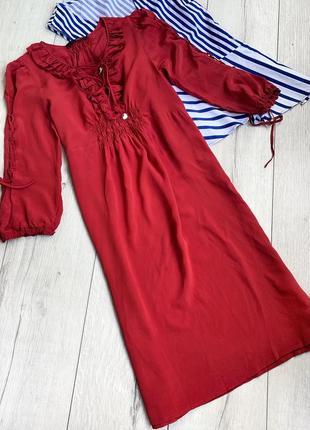 Шовкове плаття,шолковое платье liu jo