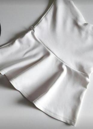 Белый топ бандо