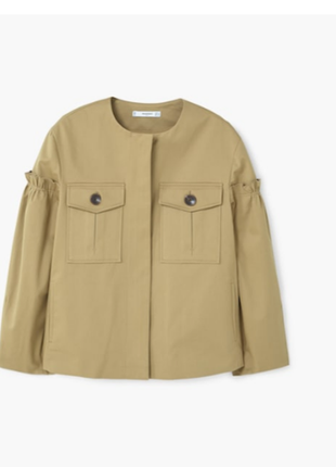 Легкая летняя куртка mango