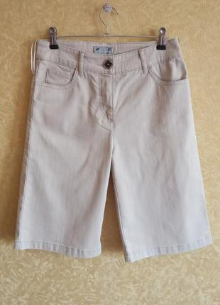 Бермуды джинсовые шорты бриджи