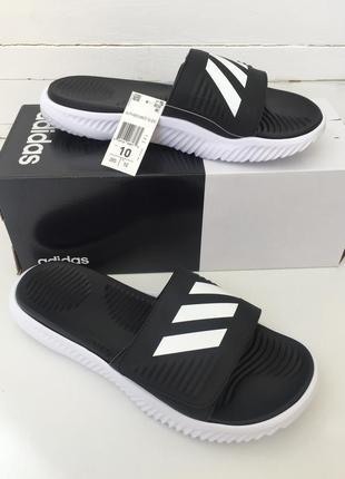 Сланцы,вьетнамки,шлепанцы мужские adidas alphabounce slide footwear. оригинал