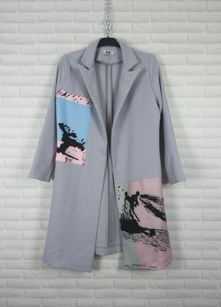 Крутейшее пальто urban mist