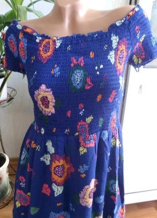 Новое летнее платье /guess/размер м