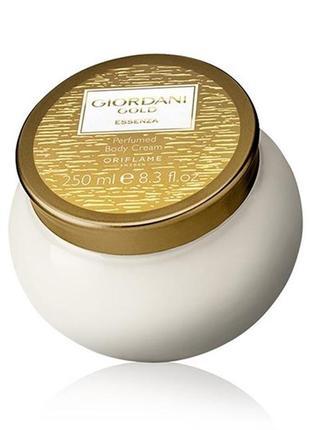 Парфюмированный крем для тела giordani gold essenza код 31781 орифлейм