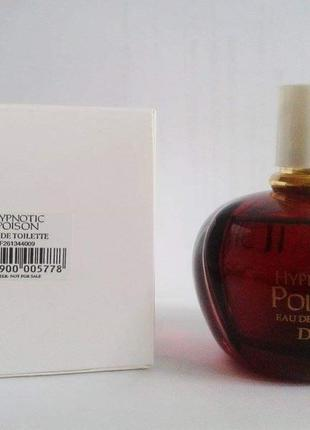 🌺оригинал 🌺100 мл парфюмерная вода christian dior hypnotic poison