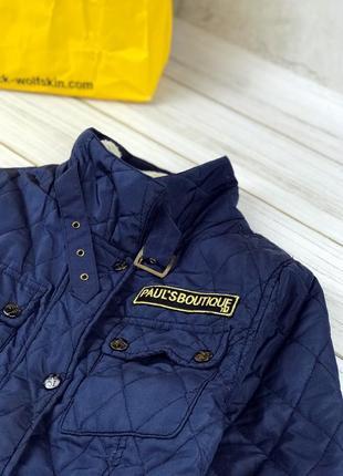 Курточка-стеганка paul's boutique женская