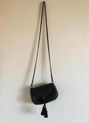 Маленькая черная сумочка bay