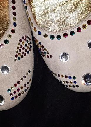 36р-24 см балетки  marc jacobs
