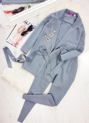 Костюм двойка пиджак + брюки