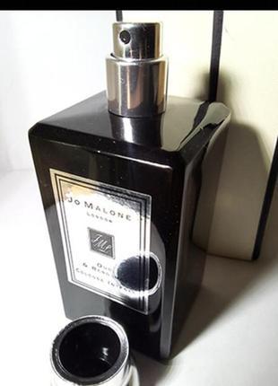 Jo malone oud & bergamot cologne intense 100 ml оригінал -3 фото