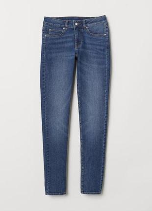 Продам классические джинсы h&m размер 27-28
