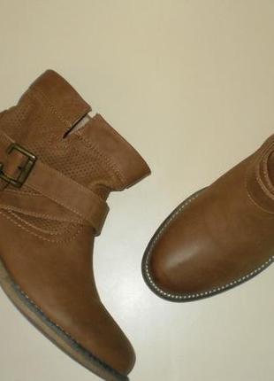 Демисезонные ботинки chillin crop (чиллин кроп)