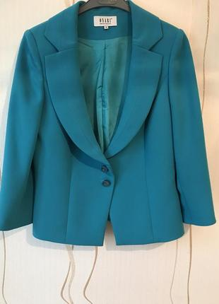 Голубой пиджак onari